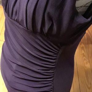 Lauren Ralph Lauren Dresses - Lauren Ralph Lauren eggplant dress